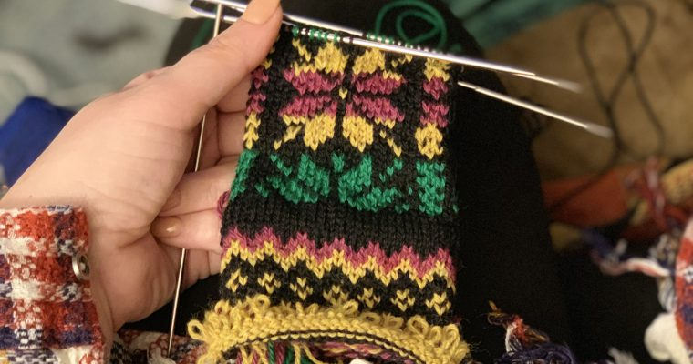 Lithuanian Mittens